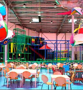 Anniversaire enfant 78 au parc indoor gobiloba dans les for Parc enfant yvelines