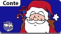 Conte de Noël traditionnel La Nuit avant Noël à écouter en ligne.