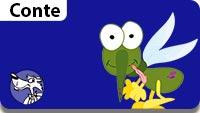 Conte pour enfant Petit Moustique par Stéphy à écouter en ligne.