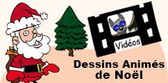 Les dessins animés de Noël.