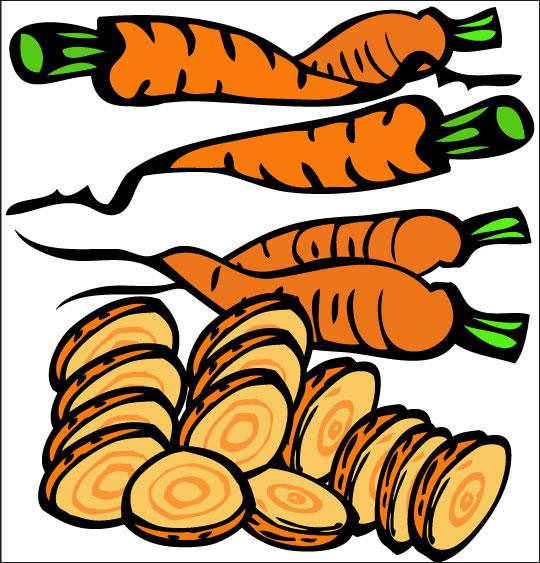 Pour Halloween, le dessin animé La soupe à la Sorcière la soupe a la sorciere legumes carottes