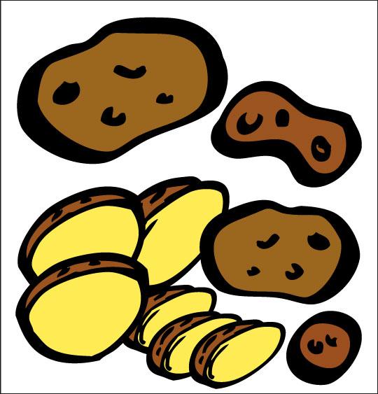 Pour Halloween, le dessin animé La soupe à la Sorcière la soupe a la sorciere legumes pomme de terre
