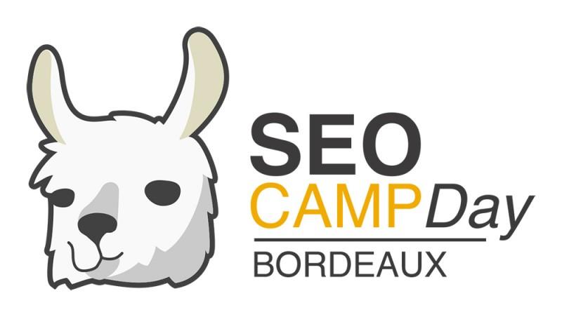 Une journée autour du référencement à Bordeaux logo seocamp