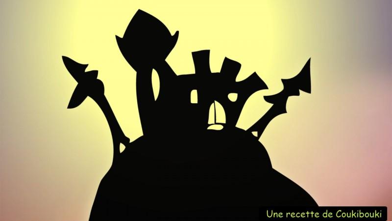 Halloween La Soupe de la Sorcière  le chateau de la sorciere