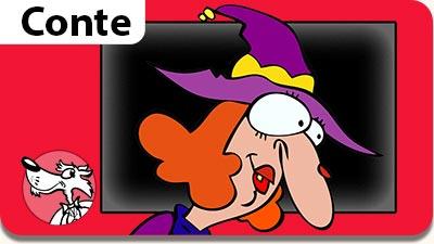 Conte pour halloween, Le Rock de la Sorcière à écouter avec les enfants.
