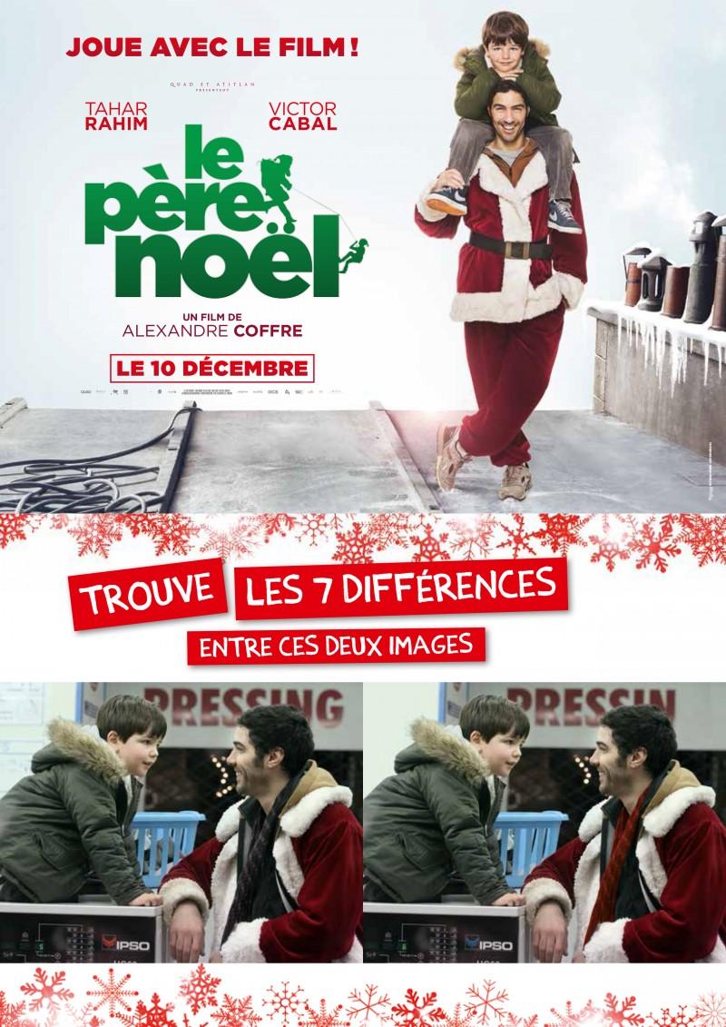 Jeux et Coloriages Le Père Noël le pere noel jeux 4 2