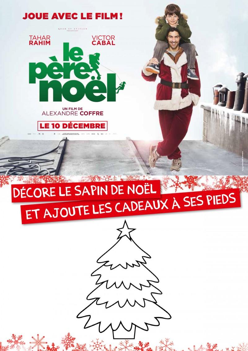 Jeux et Coloriages Le Père Noël le pere noel jeux 4 4