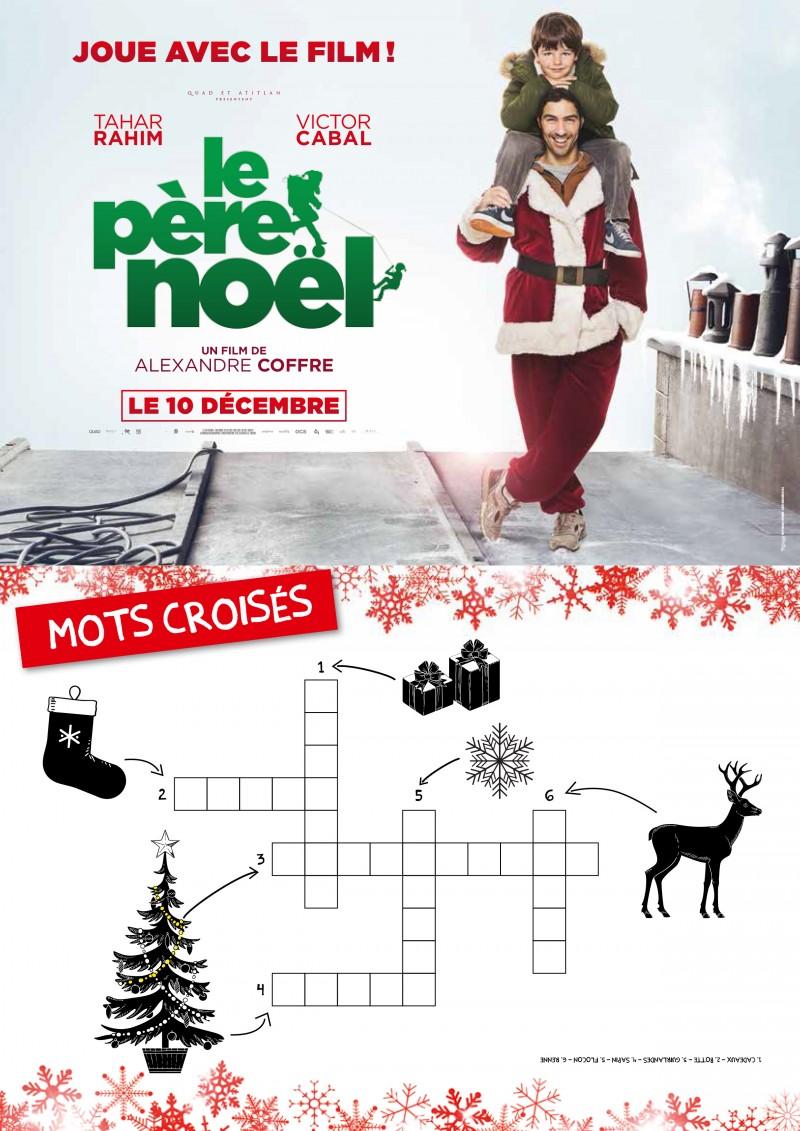 Jeux et Coloriages Le Père Noël le pere noel jeux 4 6
