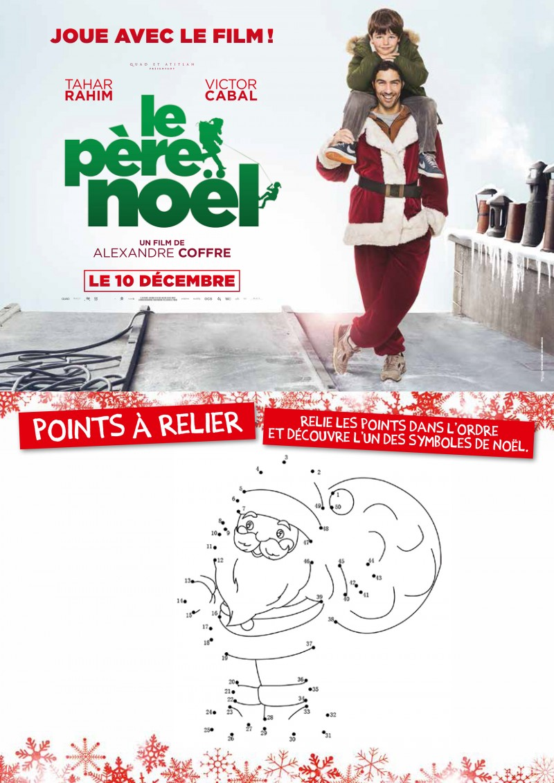 Jeux et Coloriages Le Père Noël le pere noel jeux 4 7