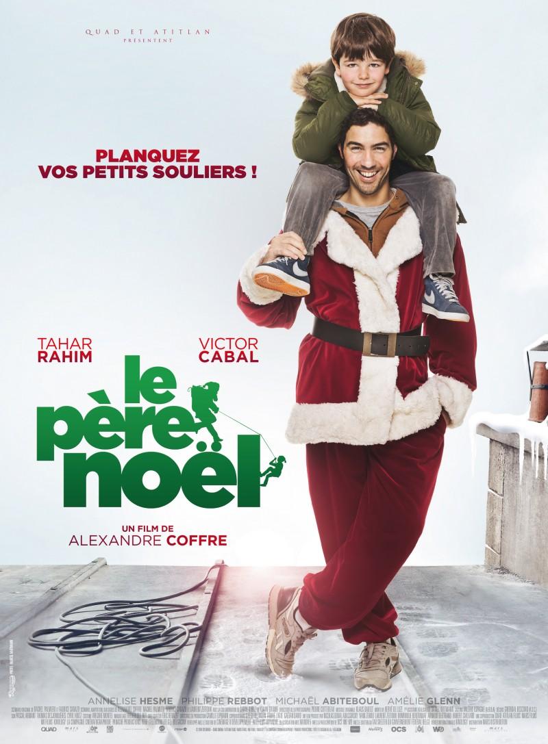 Le Père Noël, la comédie familiale affiche