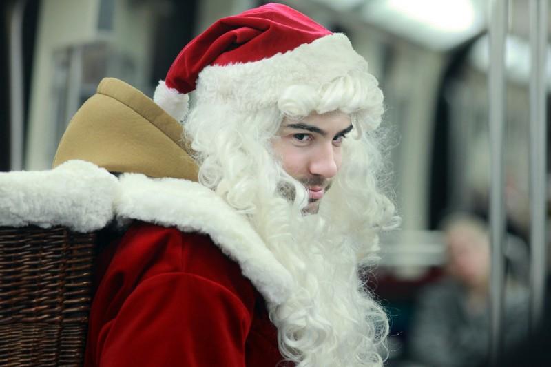 Le Père Noël, la comédie familiale lpn 0304