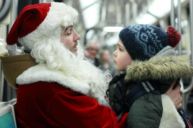 Le Père Noël, la comédie familiale lpn 0312