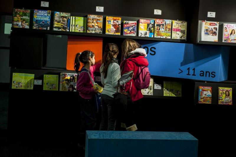 Salon du livre pour enfants 2014 à Montreuil © eric garault 01