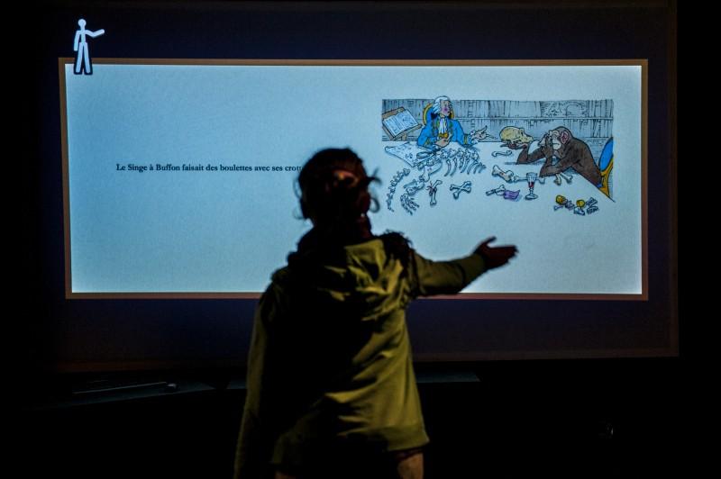 Salon du livre pour enfants 2014 à Montreuil © eric garault 02