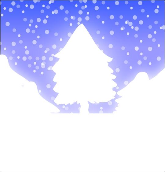 Chansons de Noël en dessins animés mon beau sapin sous la neige