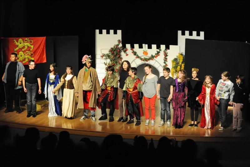 spectacle theatre pour enfants
