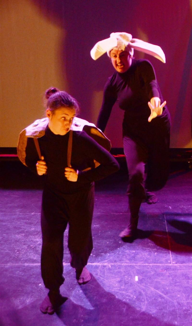 spectacle enfants  Le monde merveilleux des Fables de La Fontaine. Spectacle enfant à Paris.