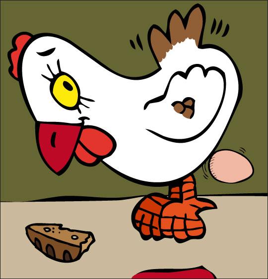 5 minutes de dessins animés gratuits pour Pâques poule oeuf