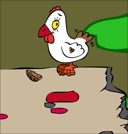 5 minutes de dessins animés gratuits pour Pâques poule pain