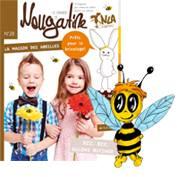 Les livres pour enfants de NLA maison d'édition jeunesse, nougatine