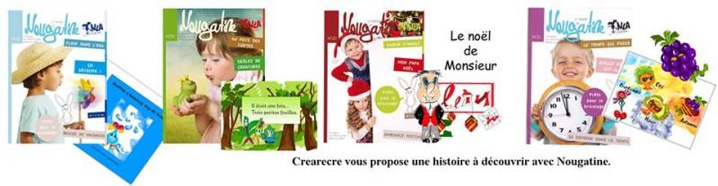 Livres pour enfants de NLA maison d'édition jeunesse