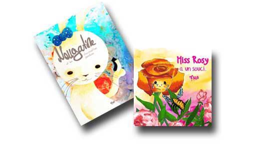 Les livres de NLA maison d'édition jeunesse