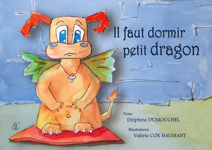 Les livres pour enfants de NLA maison d'édition jeunesse, il faut dormir, petit dragon