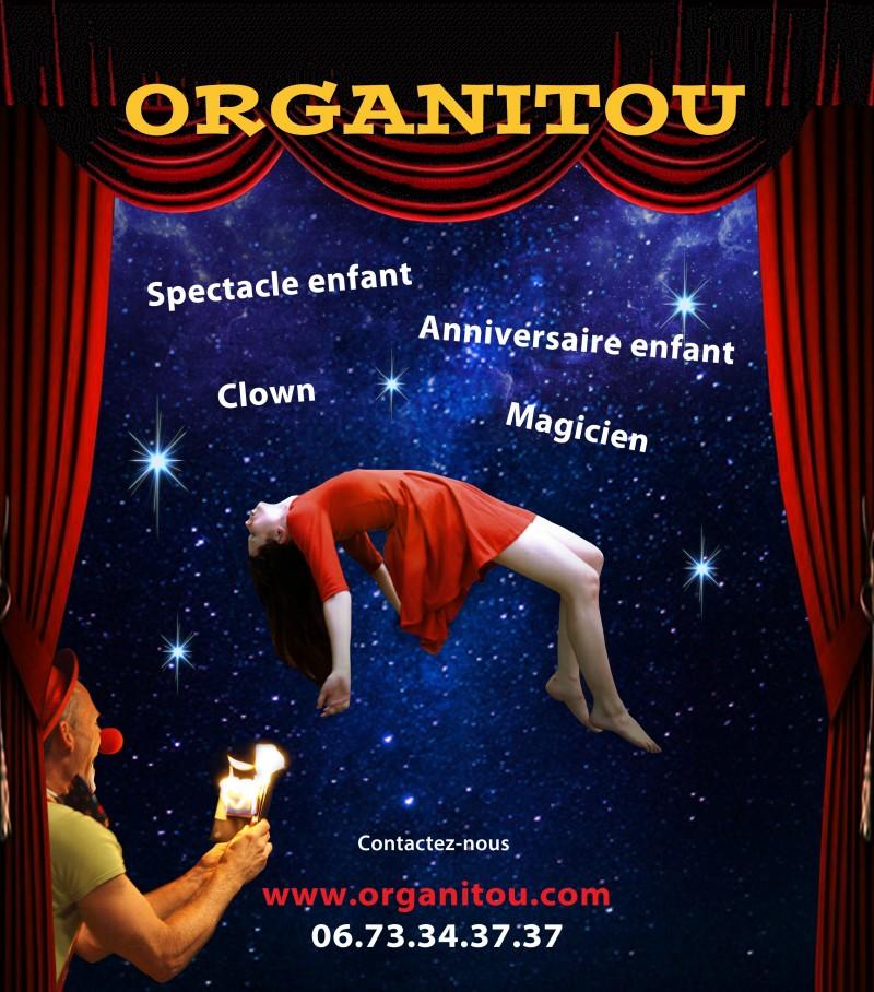 Spectacle de Clown et de Magicien en Finistere Bretagne