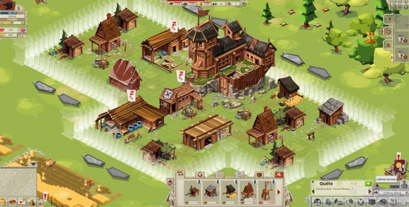 Construisez votre chateau