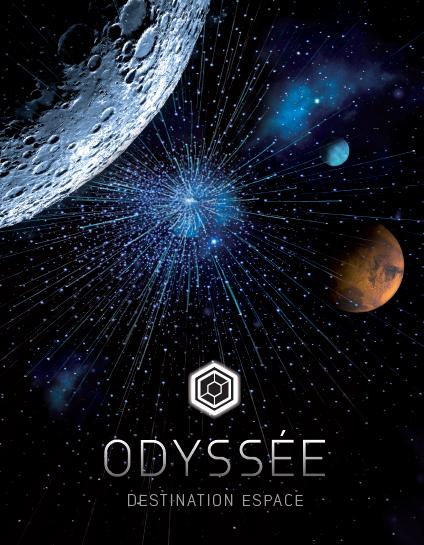 Odyssée, destination Espace odyssee espace exposition cap sciences bordeaux