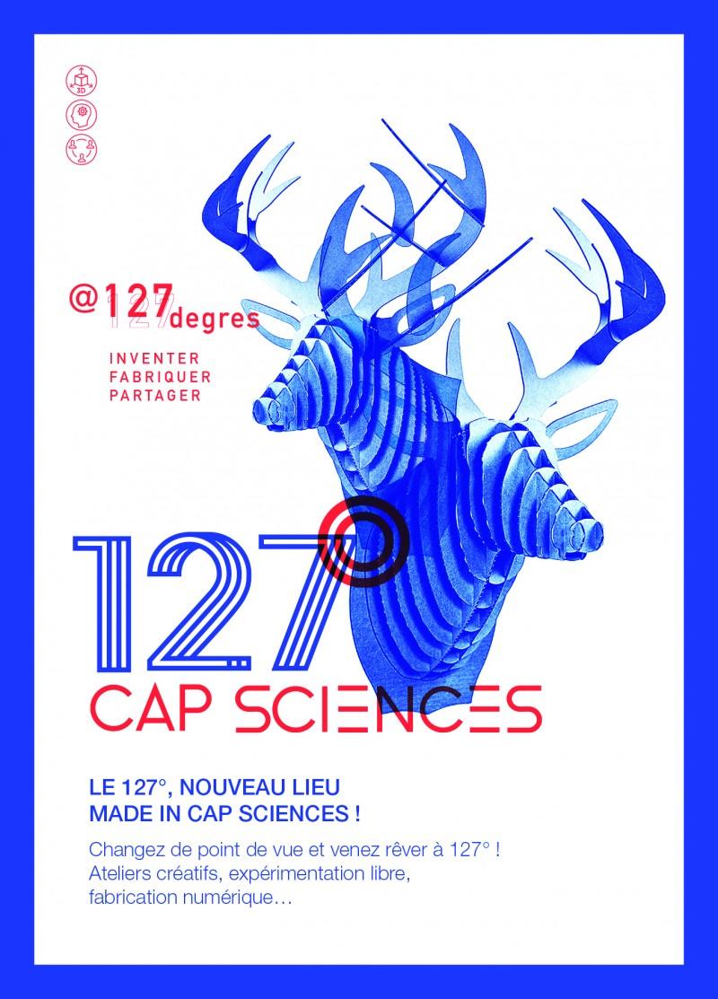 Sortie enfant à Bordeaux, Cap Sciences.