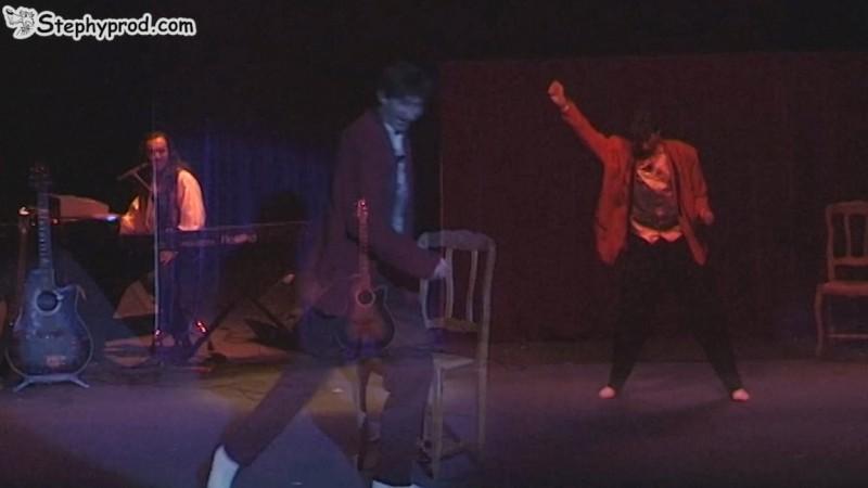 Le spectacle musical de Stéphy Le Rock de la sorcière.