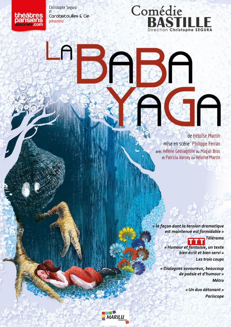 Spectacle pour enfants à Paris, La Baba Yaga