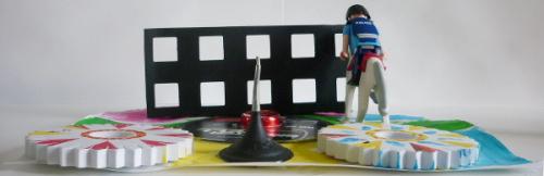 Ateliers anniversaire recyclage jouets