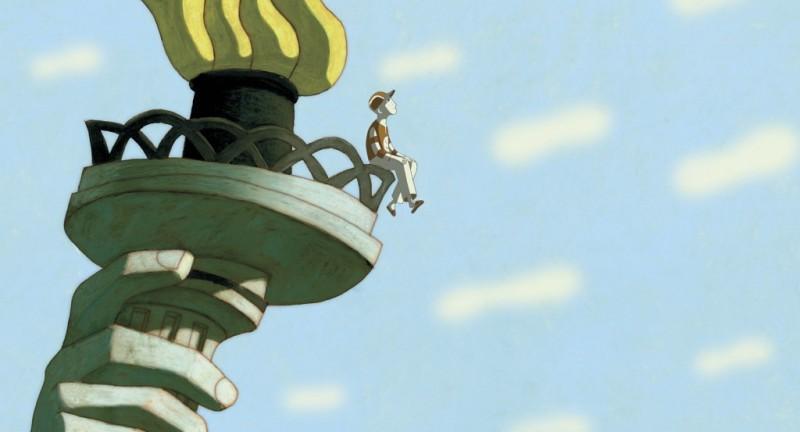 Venez découvrir le film d'animation PHANTOM BOY au cinéma !