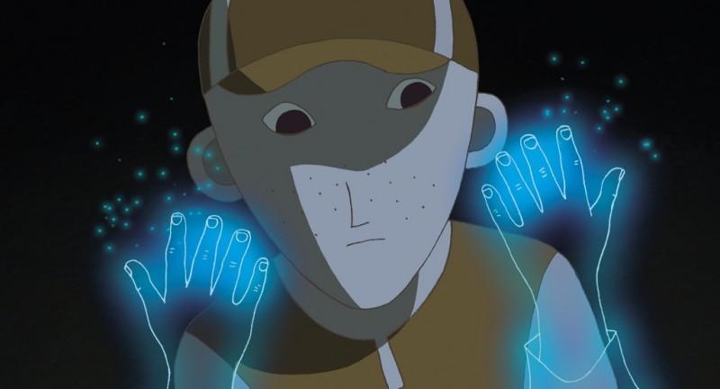 Film Phantom Boy au cinéma