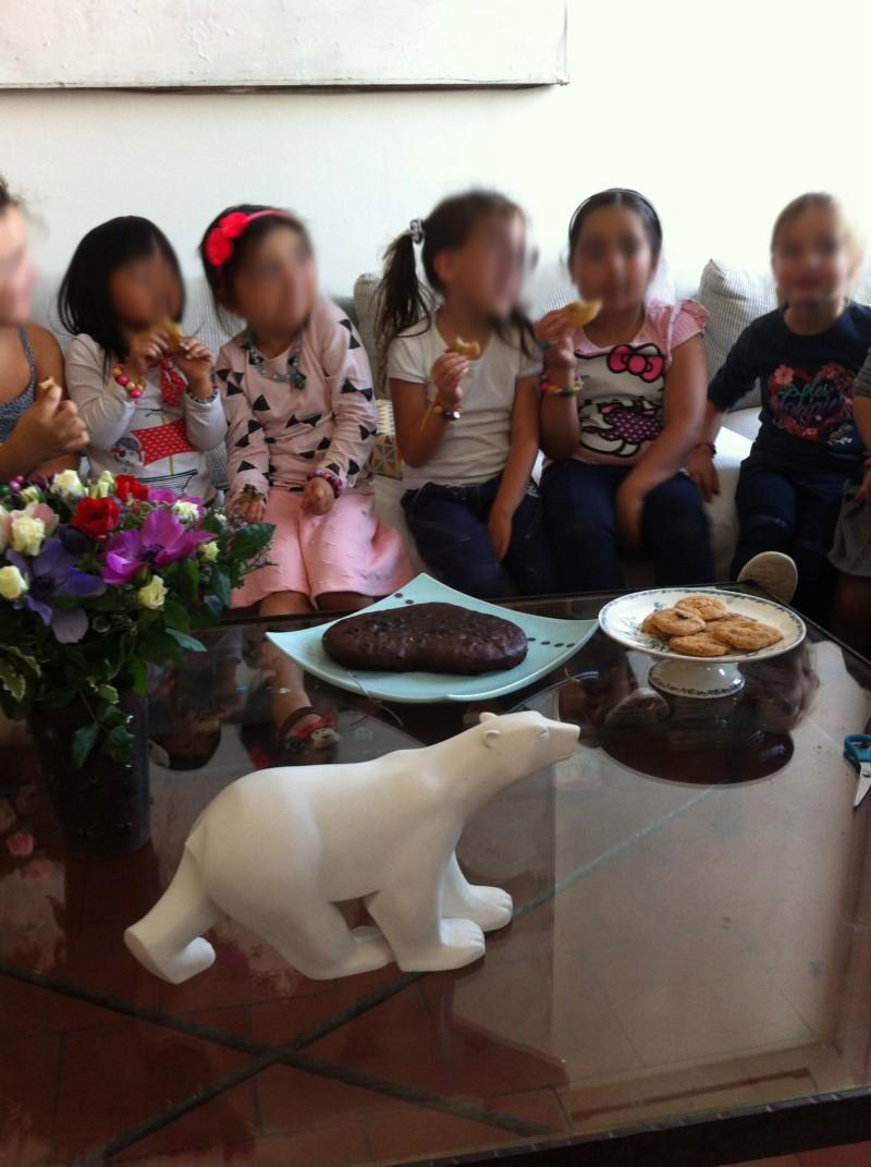Anniversaire enfants à Nice, ateliers de cuisine salon