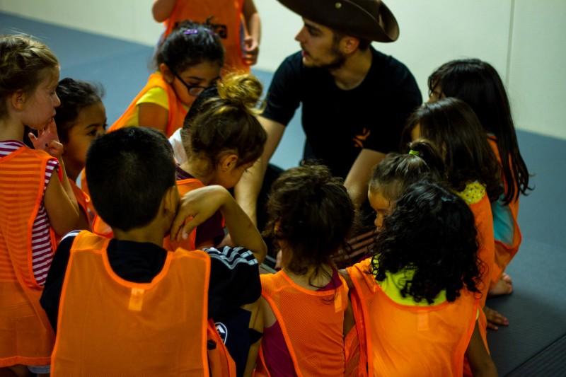 Anniversaire enfant à Lyon, les consignes avant le départ au Genae fitness club Bron et Ecully
