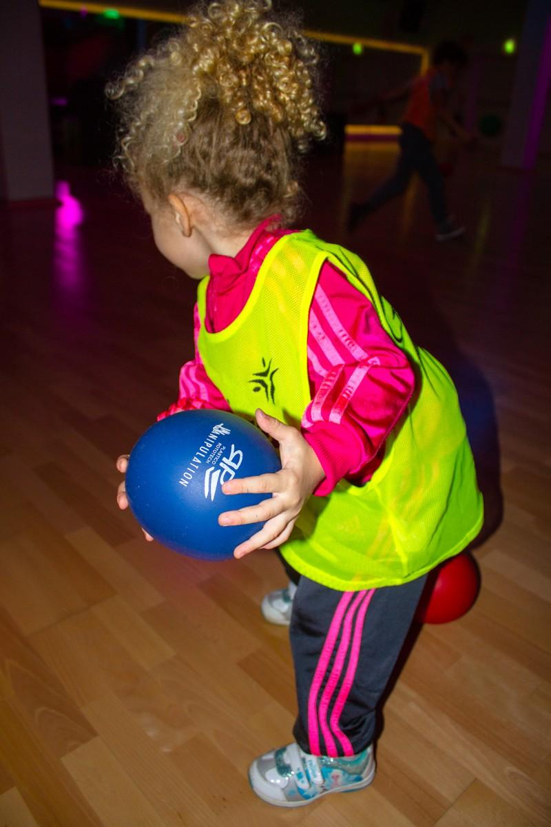 Pour les tout-petits aussi un bel anniversaire pour les enfants à Lyon, Genae fitness club Bron et Ecully