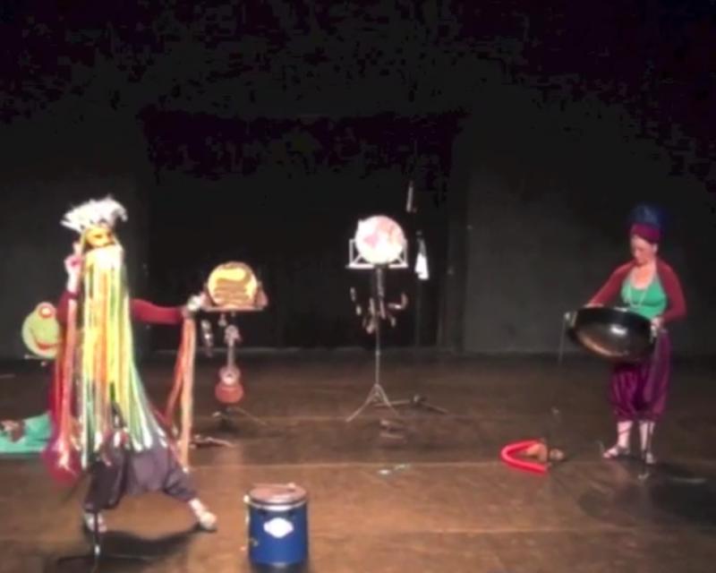 Spectacle pour enfants par la compagnie Bimbimbom