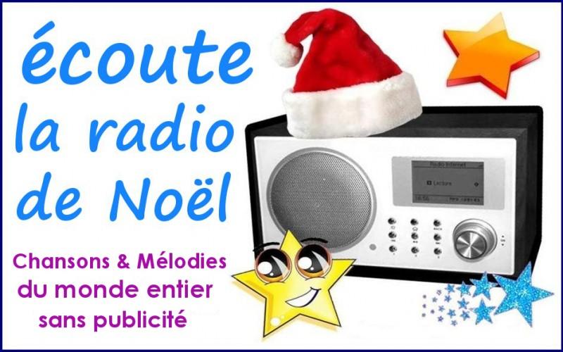 Radio Noël - 100% Noël radiodenoelsite