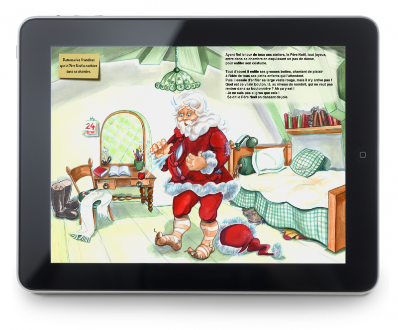 Contes de Noël, des contes musicaux pour les enfants
