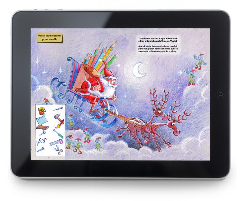 Contes de Noël, des contes musicaux