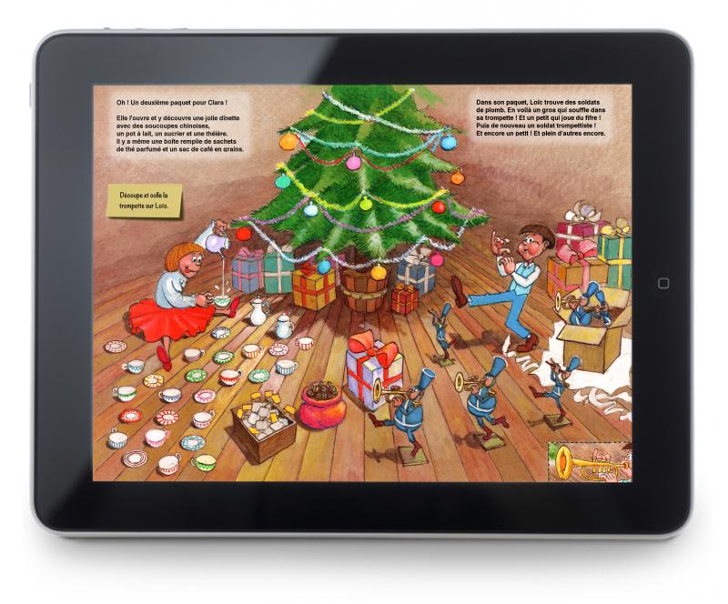 Contes de Noël, des contes pour les enfants