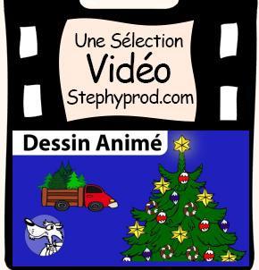 Téléchargez les dessins animés de Noël gratuitement, le dessin anime de noel le sapin de noel.