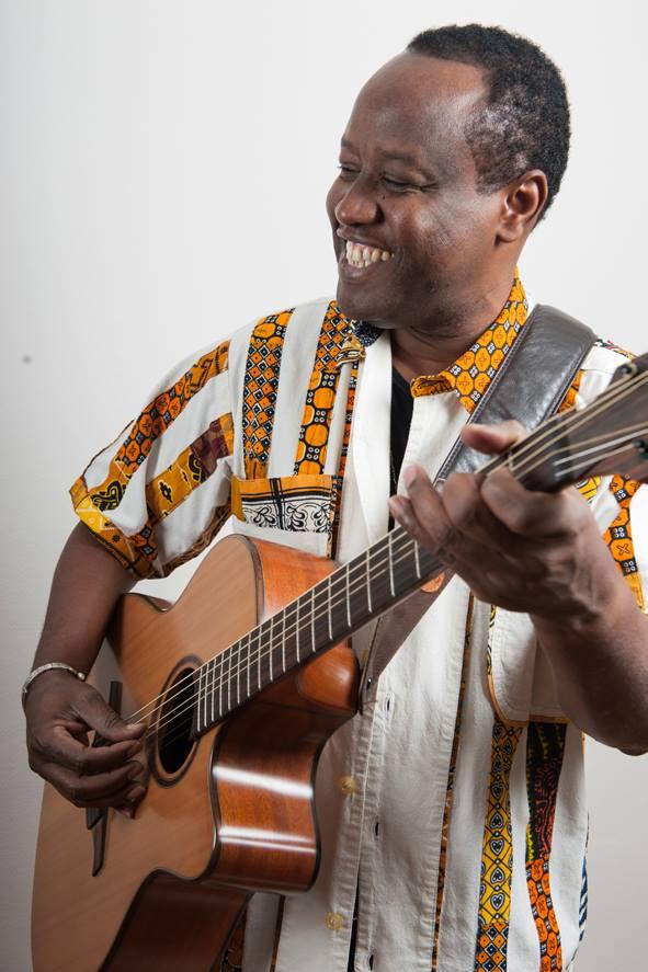 Contes et Musiques d'Afrique,  spectacle de Souleymane Mbodj
