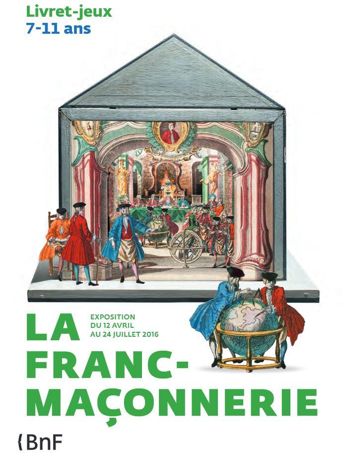 Livret-jeux la franc maçonnerie à la BNF