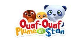 Le 1er épisode de Ouaf ouaf, plume et stand.