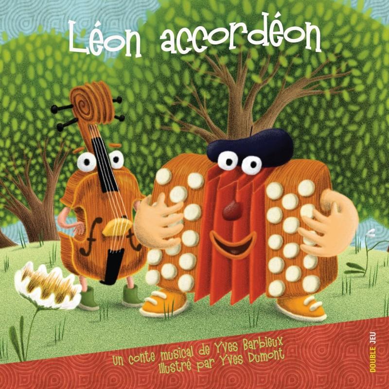 70 minutes de calme en voiture, Léon accordéon cover leon accordeon