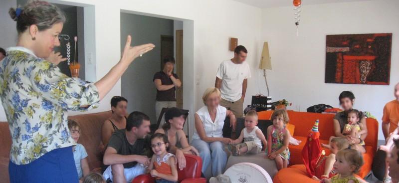 Anniversaire pour enfants à Toulouse